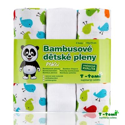 Obrázek z Bambusové pleny, ptáčci