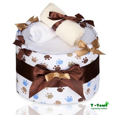 Obrázek z Plenkový dort ECO - LUX, velké bílé tlapky