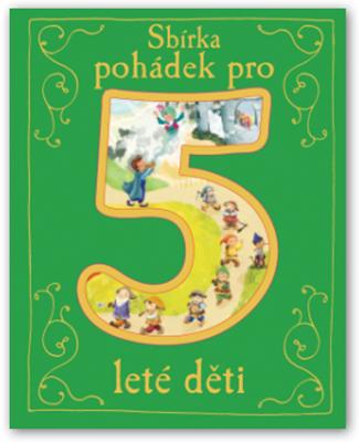Obrázek z Sbírka pohádek pro 5leté děti