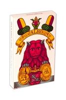 Obrázek Mariáš jednohlavé hrací karty