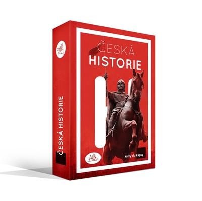 Obrázek z Kvízy do kapsy Česká historie