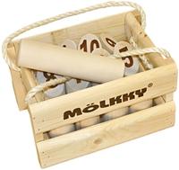 Obrázek Mölkky - Dřevěné kuželky