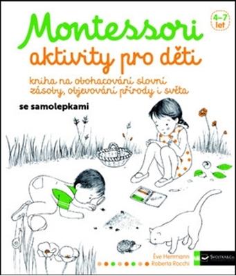 Obrázek z Montessori - aktivity pro děti