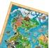 Obrázek z ALBI Kouzelné čtení Puzzle Planeta zvířat
