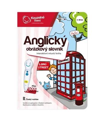 Obrázek z ALBI Kouzelné čtení Anglický obrázkový slovník