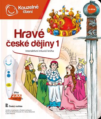 Obrázek z ALBI Kouzelné čtení Hravé české dějiny 1
