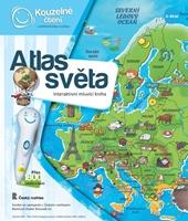 Obrázek ALBI Kouzelné čtení Atlas světa