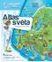 Obrázek z ALBI Kouzelné čtení Atlas světa