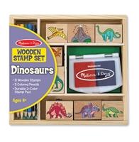 Obrázek Melissa & Doug Sada razítek s motivem dinosaurů