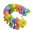 Obrázek z Melissa & Doug Plyšová stonožka barevná