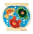 Obrázek z Melissa & Doug Dřevěné puzzle pro nejmenší - akvárium