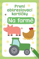 Obrázek První obkreslovací kartičky – Na farmě