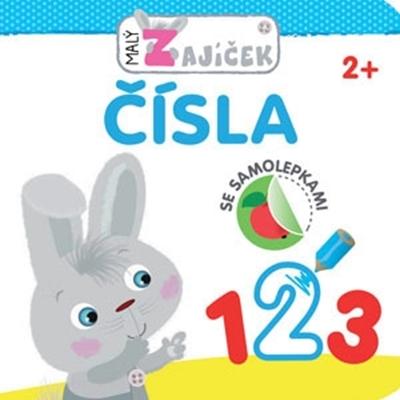 Obrázek z Malý zajíček - čísla