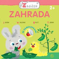 Obrázek Malý zajíček Zahrada