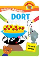 Obrázek Dokresli si pohádku - Dort