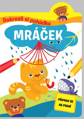 Obrázek z Dokresli si pohádku - Mráček