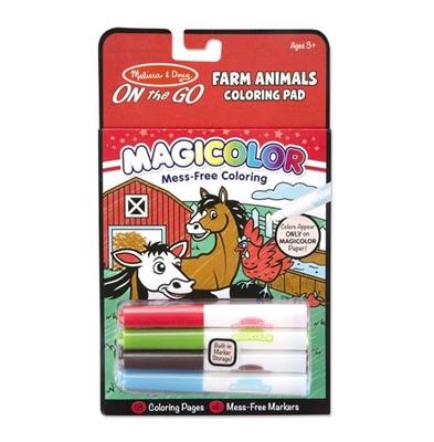 Obrázek z Magické barvy - farma