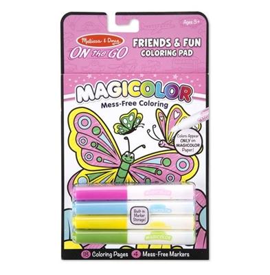 Obrázek z Magické barvy - přátelé a zábava