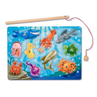 Obrázek z Melissa & Doug Magnetická hra - mořský svět