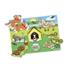 Obrázek z Dřevěné puzzle farma Melissa & Doug