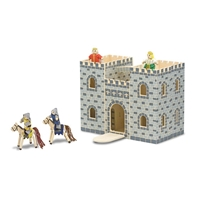 Obrázek Přenosný skládací hrad Melissa & Doug
