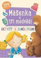 Obrázek Mášenka a tři medvědi