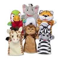 Obrázek Sada maňásků - Safari