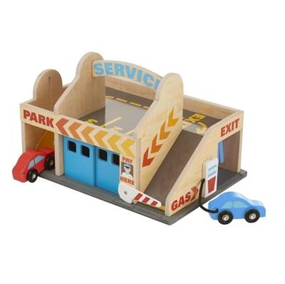 Obrázek z Servisní a parkovací garáž s myčkou