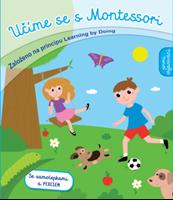 Obrázek Učíme se s Montessori - první objevování