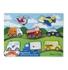 Obrázek z Melissa & Doug Dřevěné puzzle - dopravní prostředky