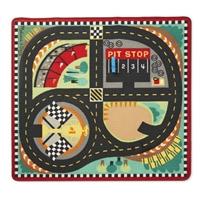 Obrázek Melissa & Doug - Hrací koberec - Závodní dráha