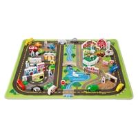 Obrázek Melissa & Doug - Luxusní hrací koberec s příslušenstvím