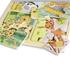 Obrázek z Dřevěné puzzle na cestu Zvířata