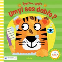 Obrázek Tygříku, tygře, umyl ses dobře?